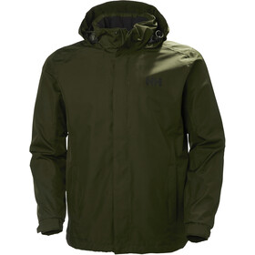 Helly Hansen Dubliner Giacca Uomo, forest night